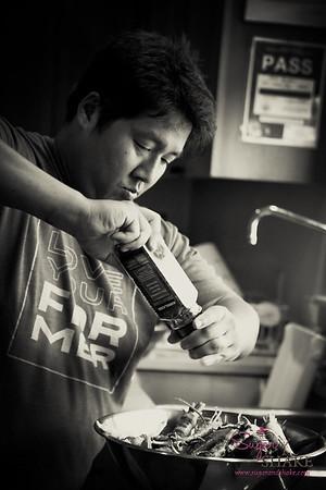 Chef Mark Noguchi. © 2017 Sugar + Shake