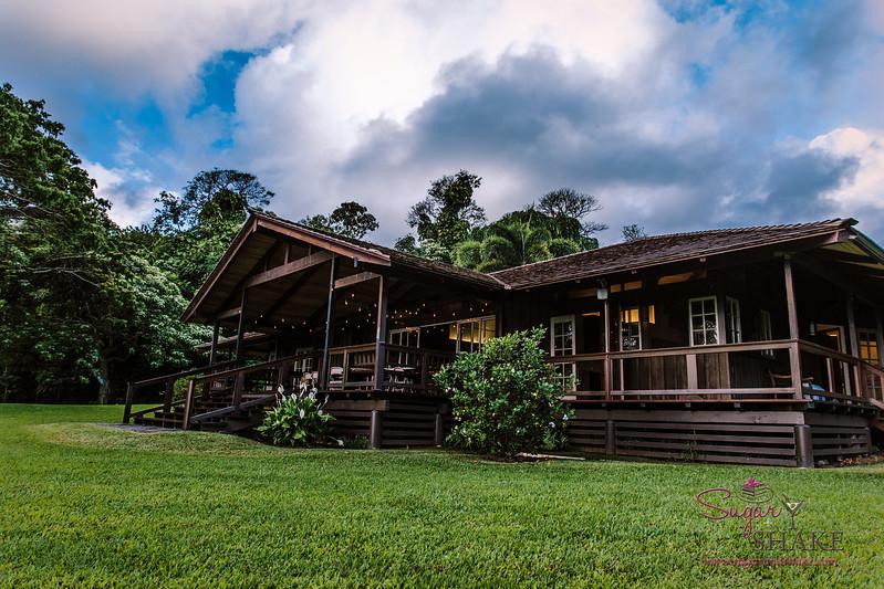 The main house at Ala Kukui. © 2017 Sugar + Shake
