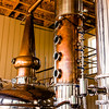 Manulele Distillers' still. So steampunk! © 2015 Sugar + Shake