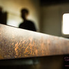 Beautiful copper bar top for the tasting room. © 2015 Sugar + Shake