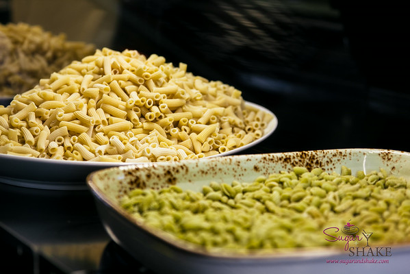 Handmade pasta at The Market by Capische. © 2014 Sugar + Shake