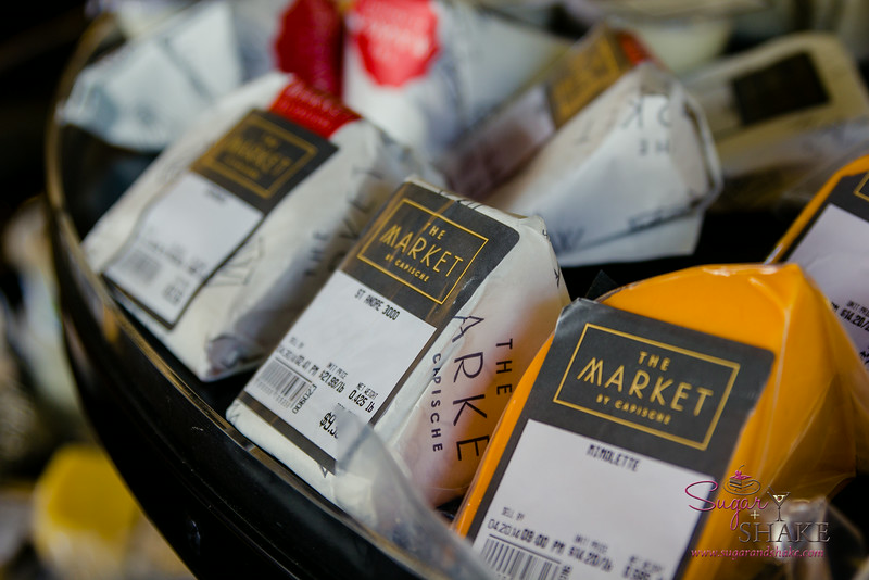 Get cheesy at The Market by Capische. © 2014 Sugar + Shake