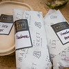 Sandwiches galore. The Market by Capische. © 2014 Sugar + Shake
