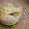 Deli potato salad from The Market by Capische. © 2014 Sugar + Shake