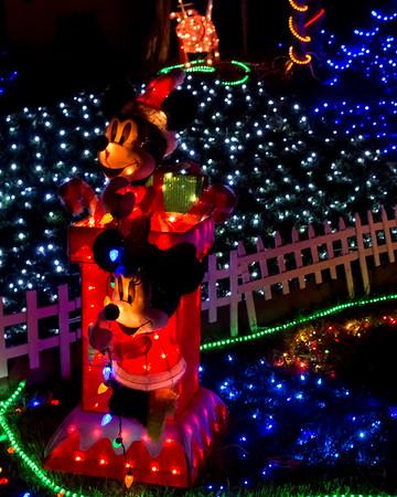 Christmas Lights, December 2014