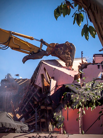 Demolition of Fat City