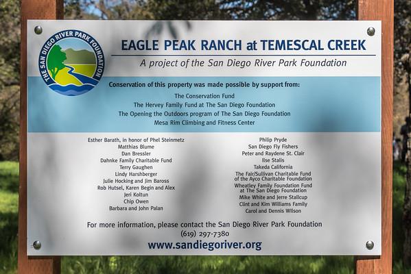 Eagle Peak Ranch, 2016.  Robs