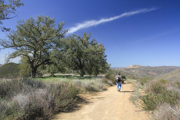 Boulder Creek Road with Lee