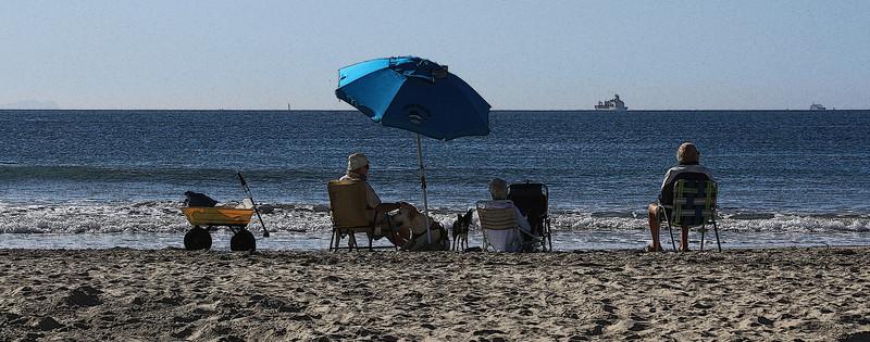Coronado Beach, November 2012