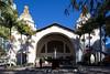 The Santa Fe Railway Station, San Diego.