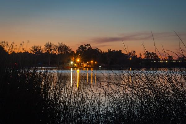 January 15, 2018: Lake Murray Sunrise