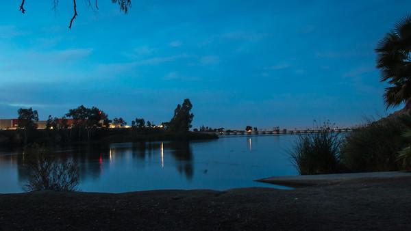 January 16, 2018: Lake Murray Sunrise
