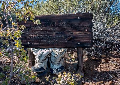 Oriflamme Canyon: December 22, 2014