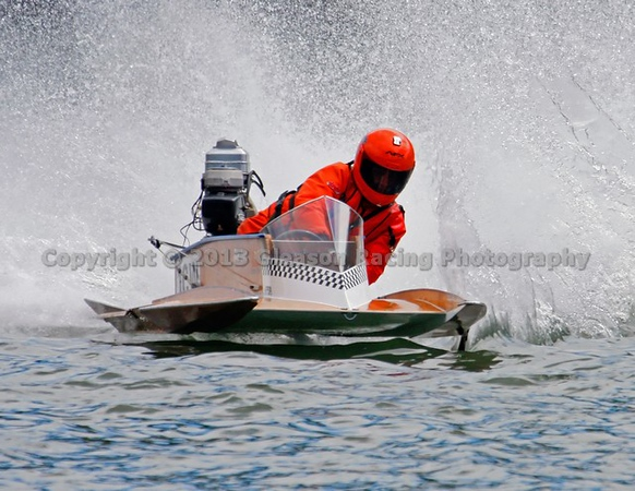 Outboard Powerboat Racing