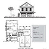 "The overall dimensions are 25'-0"" x 48'-0"" with 1248 Heated Square Feet. Outbuildings, page 55."