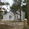 """G0008 built at Daniel's Orchard in Summerville, South Carolina. The overall dimensions are 24'-0"""" x 24'-0"""". Outbuildings, page 44."""
