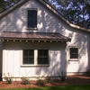 """G0011 built on Callawassie Island in Beaufort County, South Carolina. The overall dimensions are 36'-0"""" x 28'-0"""" with 616 Unfinished Heated Square Feet above. Outbuildings, page 15."""