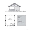 "G0029 is a 2-car carport. The overall dimensions are 22'-0"" x 24'-0"". Outbuildings, page 89."