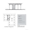 "G0035 is a 1-car carport. The overall dimensions are 22'-6"" x 22'-6"". Outbuildings, page 87. This plan is not available within 150 miles of Walton County, Florida."