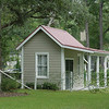 """G0040 built at Habersham in Beaufort, South Carolina. The overall dimensions are 8'-8"""" x 12'-2"""". Outbuildings, page 103."""