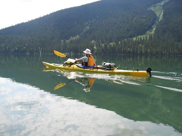 Bowron Lakes June 2005
