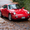 Porsche RS America - Porsche 911 Carrera 1993.  Photograph by Jeff Scher