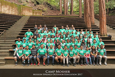 Camp Mosher 2017
