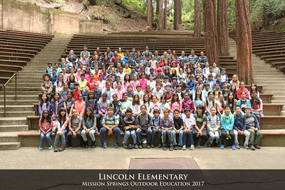 Lincoln Elementary 2017