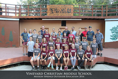 Vineyard Christian 2016