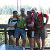 """Kari's Bog"" at the Redmond Watershed  - Pauline, Dave, Lynn, Nigel"