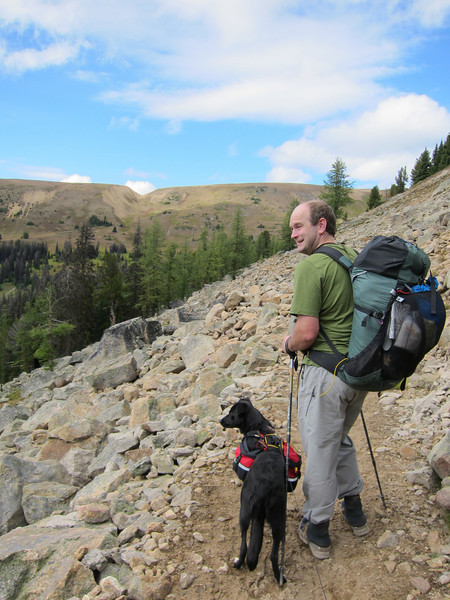 Sand Ridge (nr Peeve Pass)