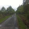 Road to Mains of Glentrum