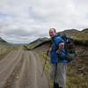Onwards - trail leading on to Lochan Na H-Earba