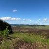 Views from Blarourie towards Banchory