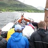 The Mallaig ferry over to Inverie