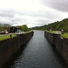 Gairlochy the Caledonian canal