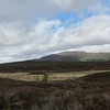 General Wade's military road above Laggan and Newtonmore