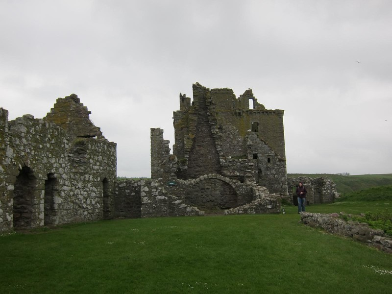Visit to Dunnottar Castle