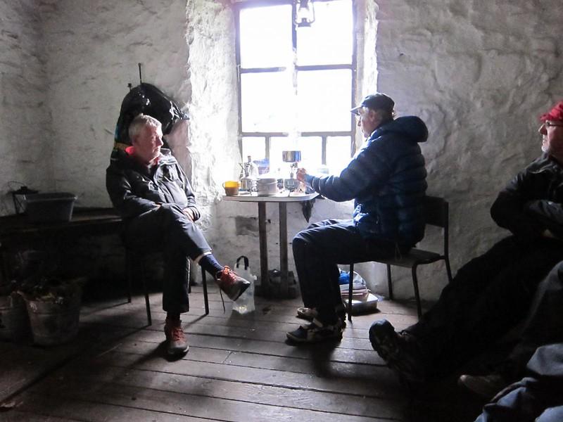 Ruighaiteachain Bothy (Peter and Tony)