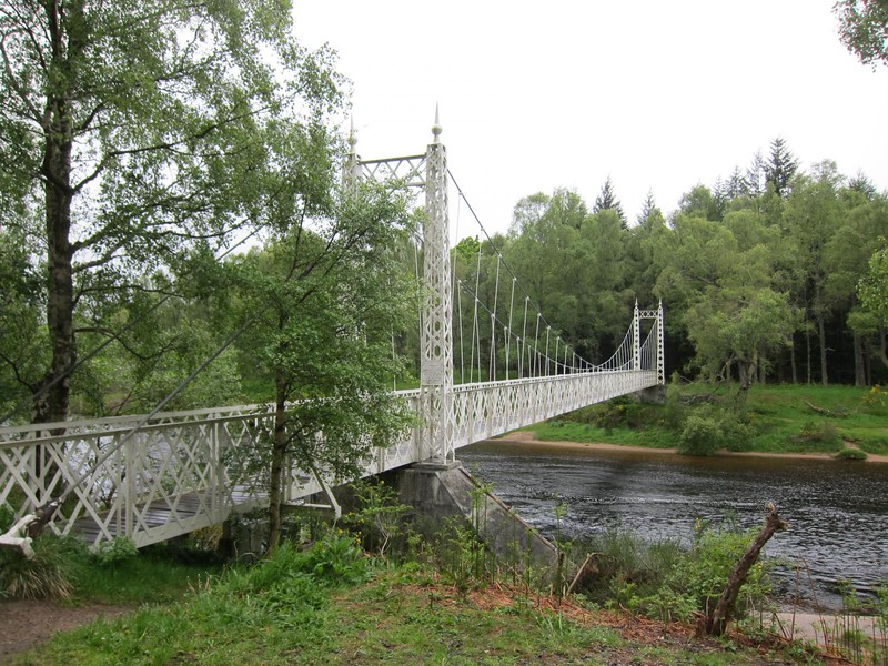 Bridge over the River Dee NO420976