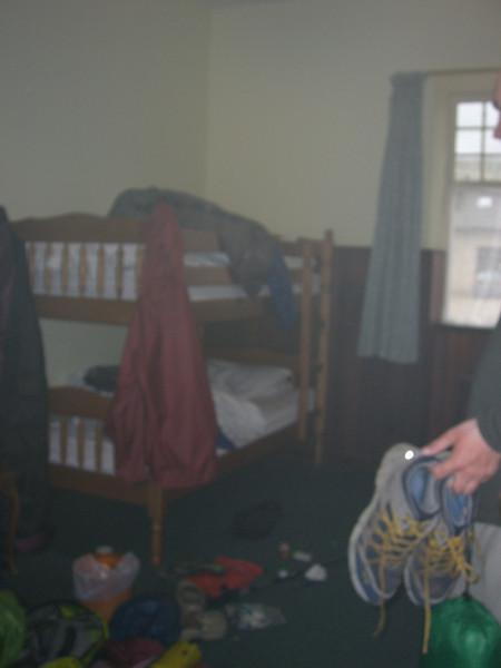 """The """"base camp"""" at Mar Lodge"""