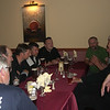 Challenger dinner party at Panmure Arms Hotel, Edzell