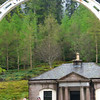 Victoria bridge, crossing from Mar Lodge over to Braemar