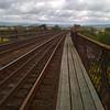 Railway bridge near Hill of Morphie