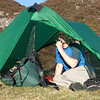 Wildcamp in upper Glen Feshie