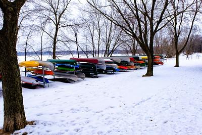 Winter Boat Break