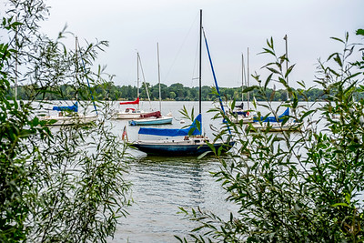 Lake Boat Floats