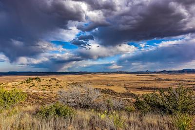 Ft. Davis Texas Landscape1
