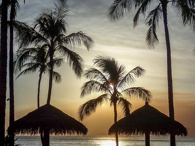 Oahu-BeachSunsets1