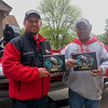 Jimmy Yarber and Chuck Metcalf<br /> 2013 Derby Tournament Winners Held at Taylorsville Lake April 28